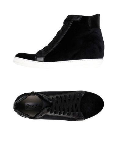 Zapatos cómodos y versátiles Zapatillas George J. Love Mujer - Zapatillas George J. Love - 11319334GH Negro