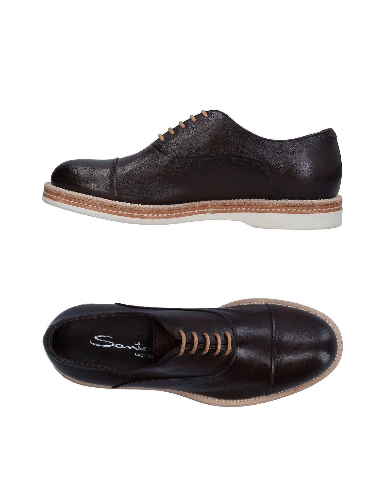 Santoni Schnürschuhe Herren  11319416PH Gute Qualität beliebte Schuhe