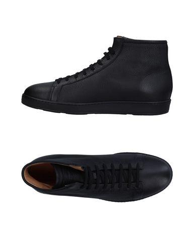 Zapatos con descuento Zapatillas Santoni - Hombre - Zapatillas Santoni - Santoni 11319468XN Negro 440e60