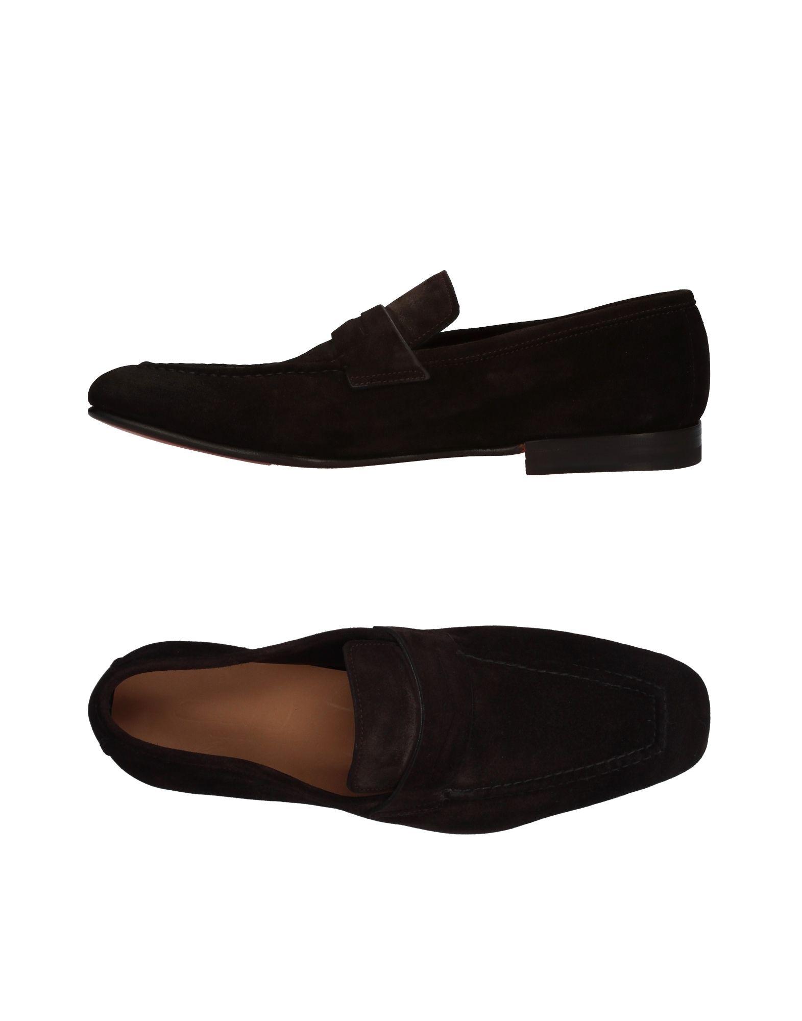 Haltbare Mode billige Schuhe Santoni Mokassins Herren  11319499SE Heiße Schuhe