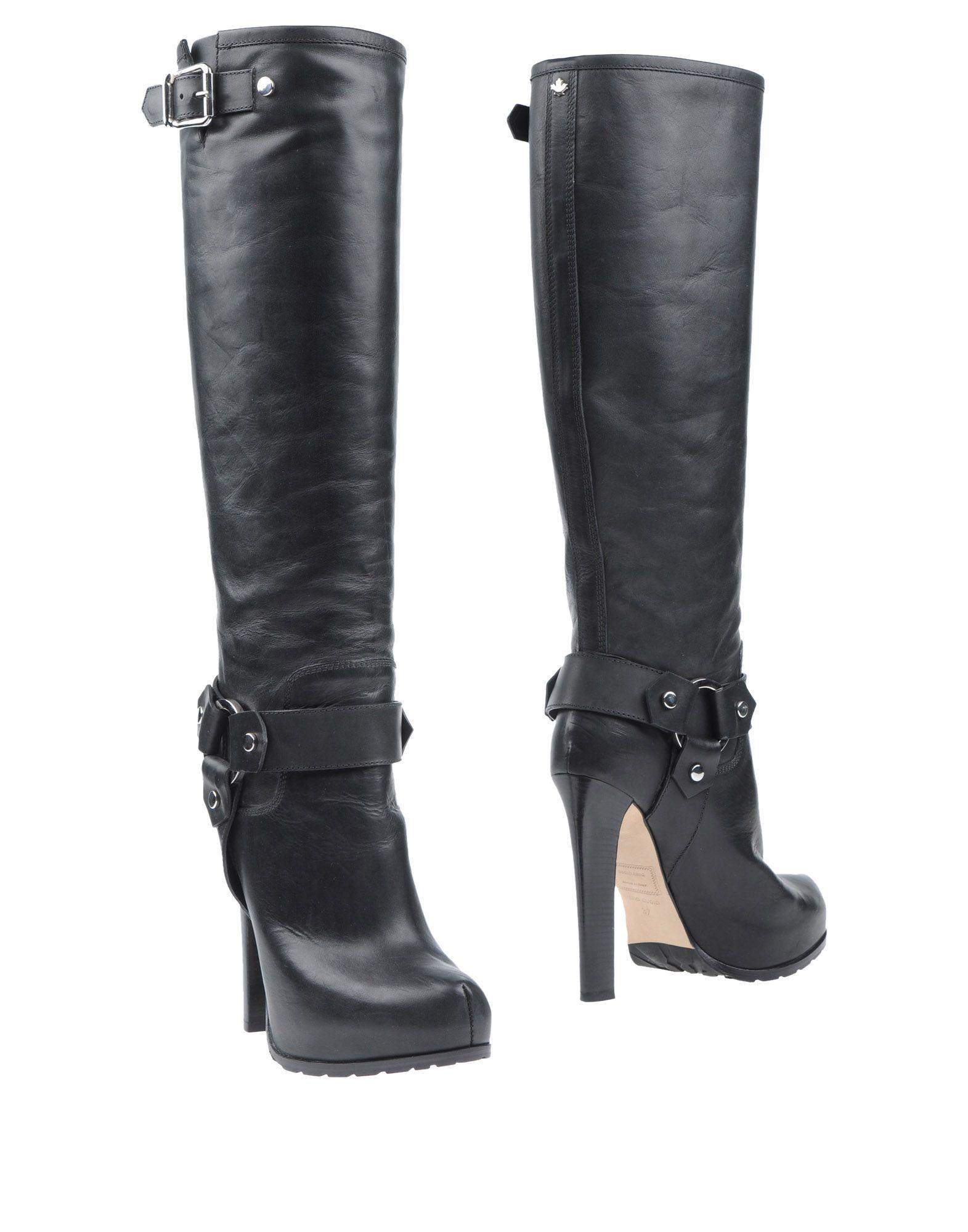 Dsquared2 Stiefel Damen  11319877KLGünstige gut aussehende Schuhe