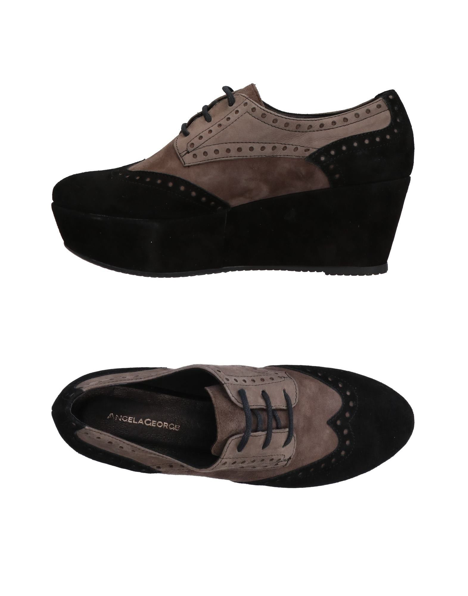Chaussures À Lacets Angela George Femme - Chaussures À Lacets Angela George sur