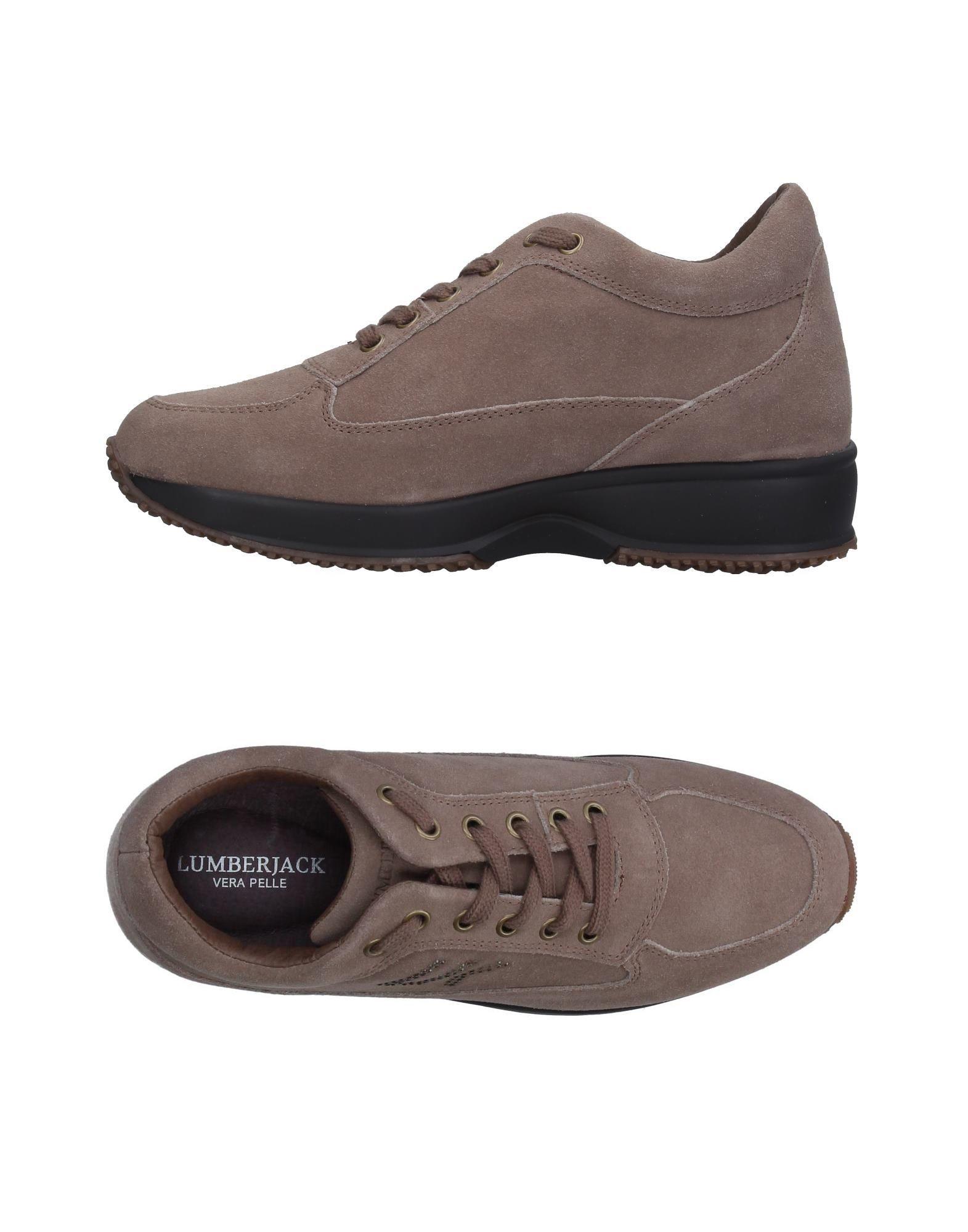 Sneakers Lumberjack Femme - Sneakers Lumberjack sur