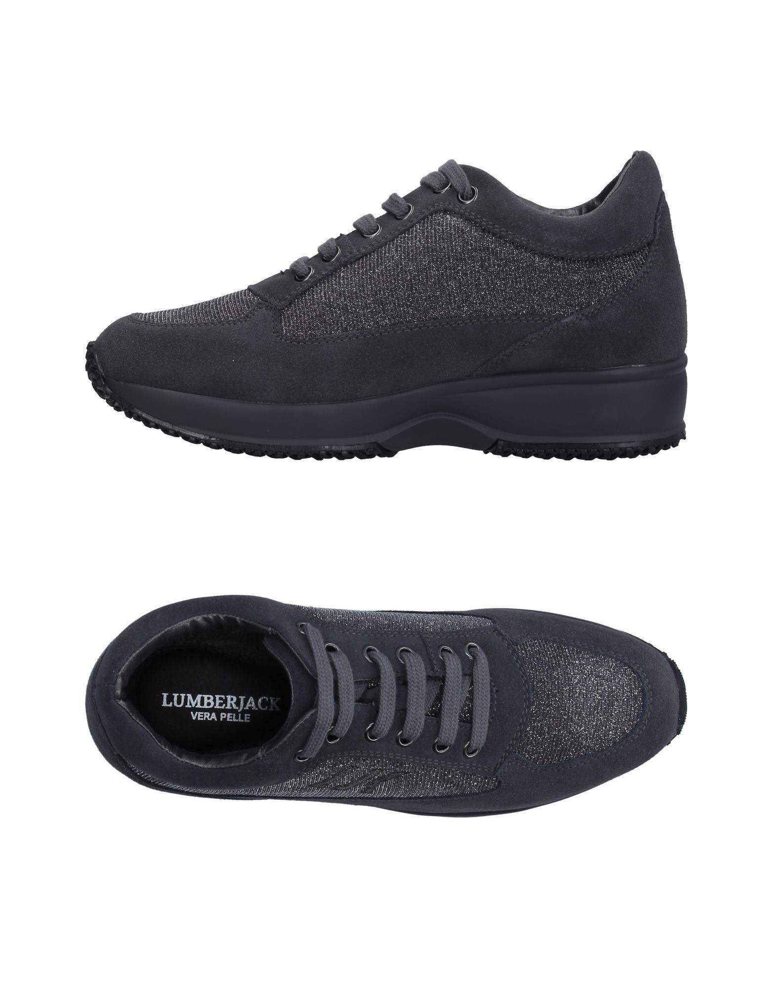209c631a2520bc Lumberjack Sneakers - Women Lumberjack Sneakers online on YOOX ...