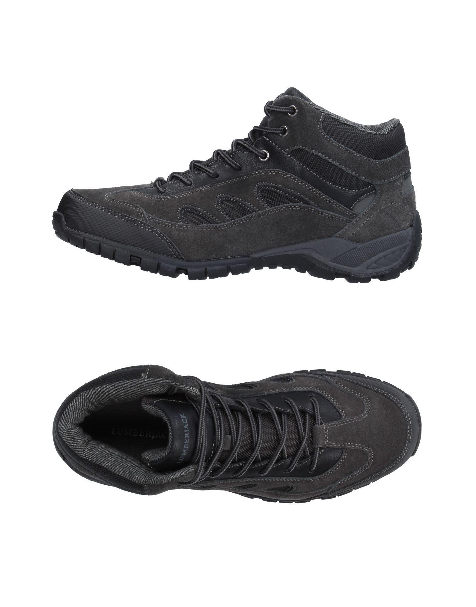 Rabatt echte Schuhe Lumberjack Sneakers Herren  11320969GU
