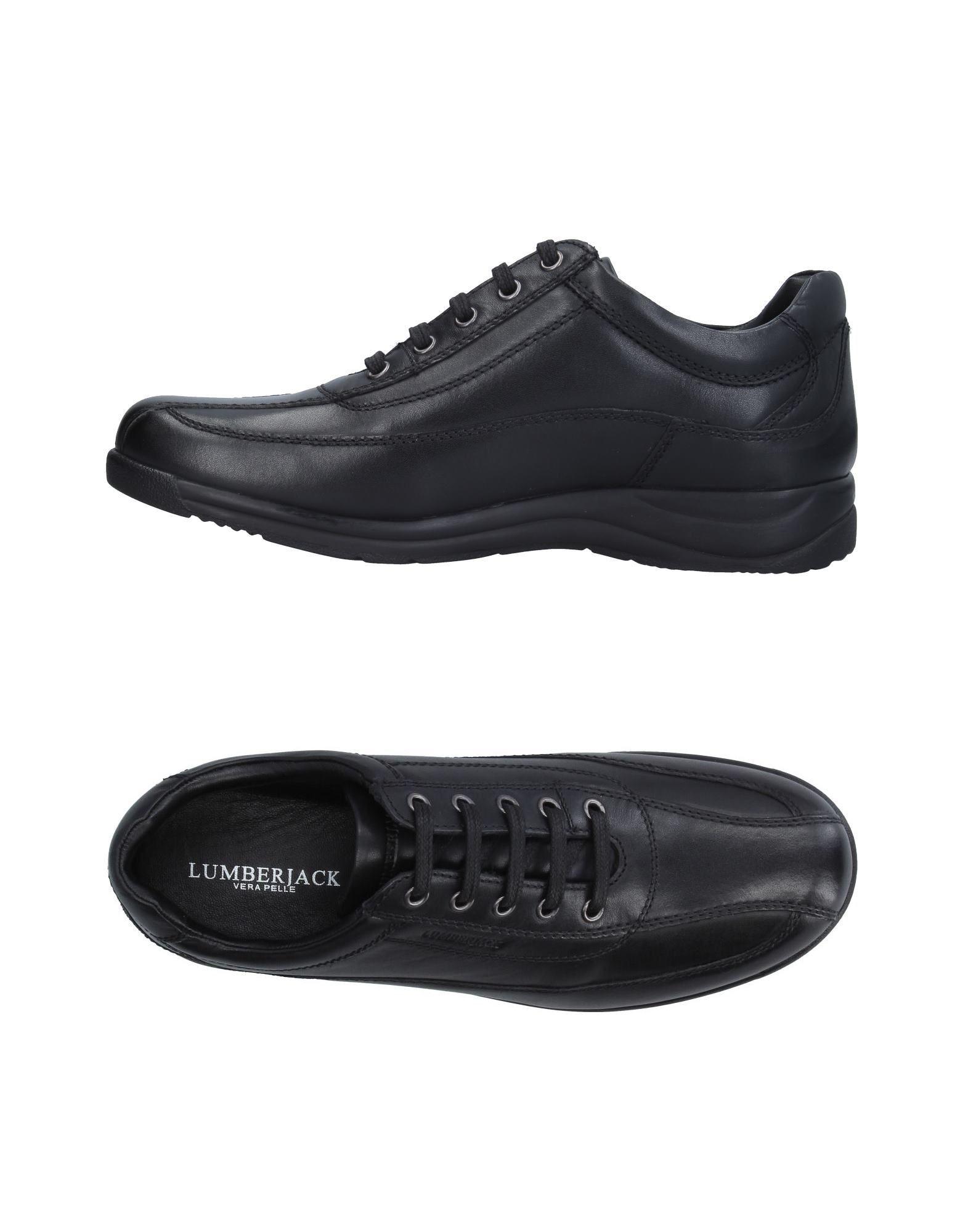 Rabatt echte Schuhe Lumberjack Sneakers Herren  11320976ED