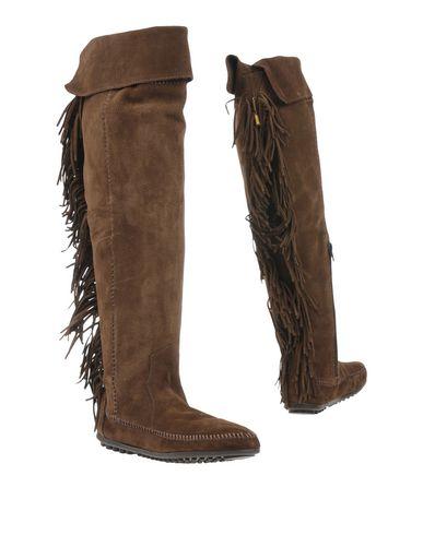 Minnetonka Boots - Women Minnetonka Boots online on YOOX United ... e1545b4f00
