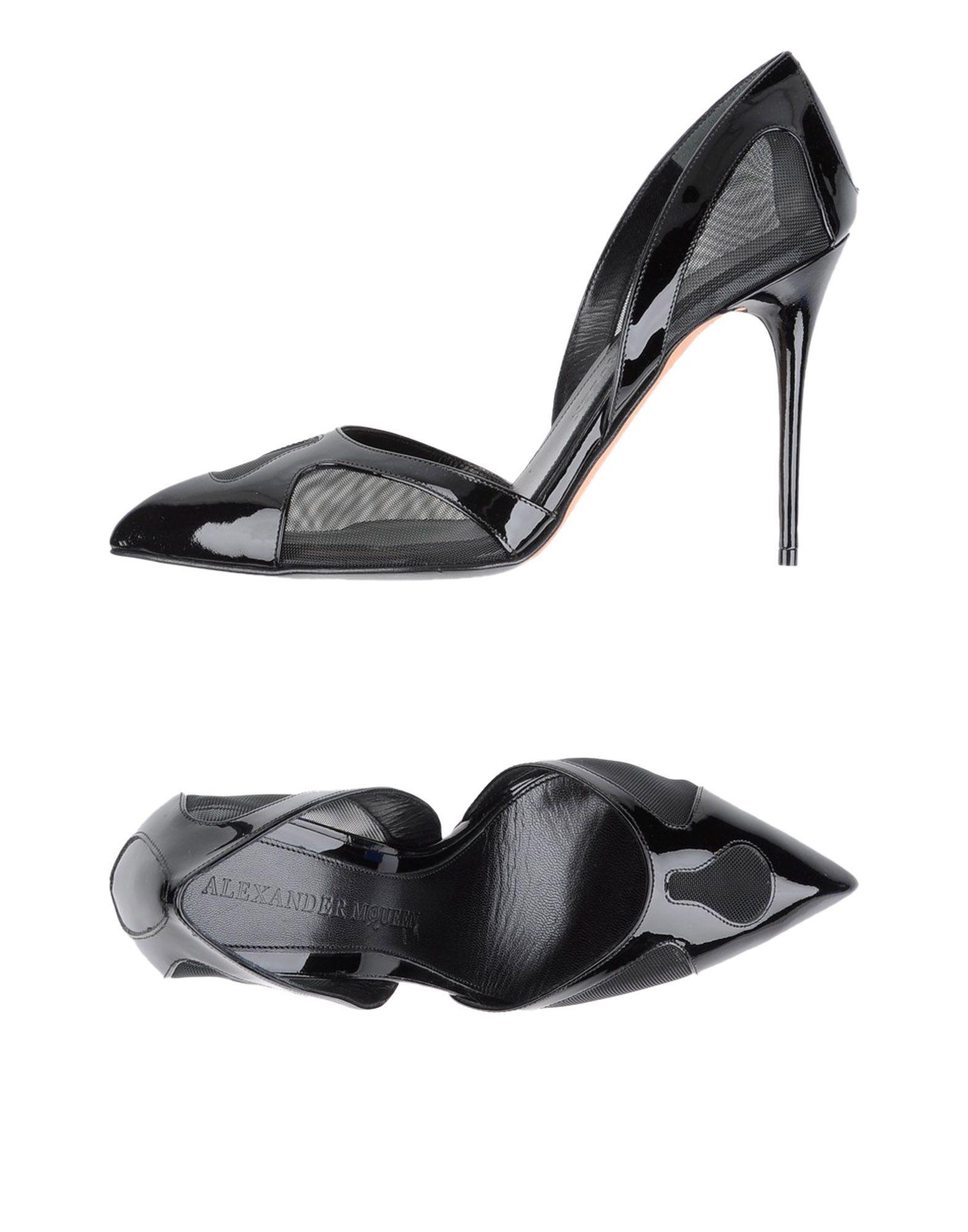 Alexander Mcqueen Pumps Damen  Schuhe 11321487SSGünstige gut aussehende Schuhe  e5f1b1