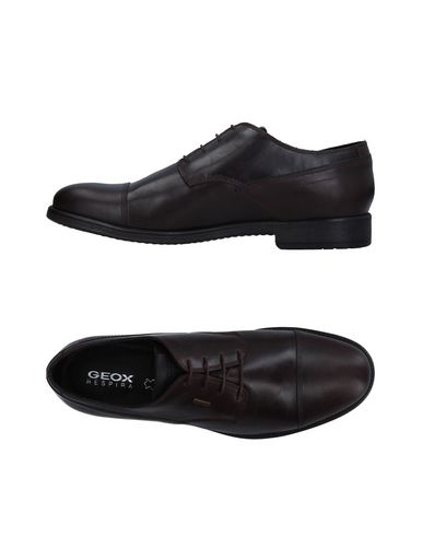 Zapatos con descuento Zapato De Cordones Geox Hombre - Zapatos De Cordones Geox - 11322152XR Café