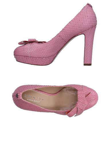 Venta de liquidación de temporada Zapato De Mujer Salón Twin-Set Simona Barbieri Mujer De - Salones Twin-Set Simona Barbieri - 11322162FL Naranja 350262