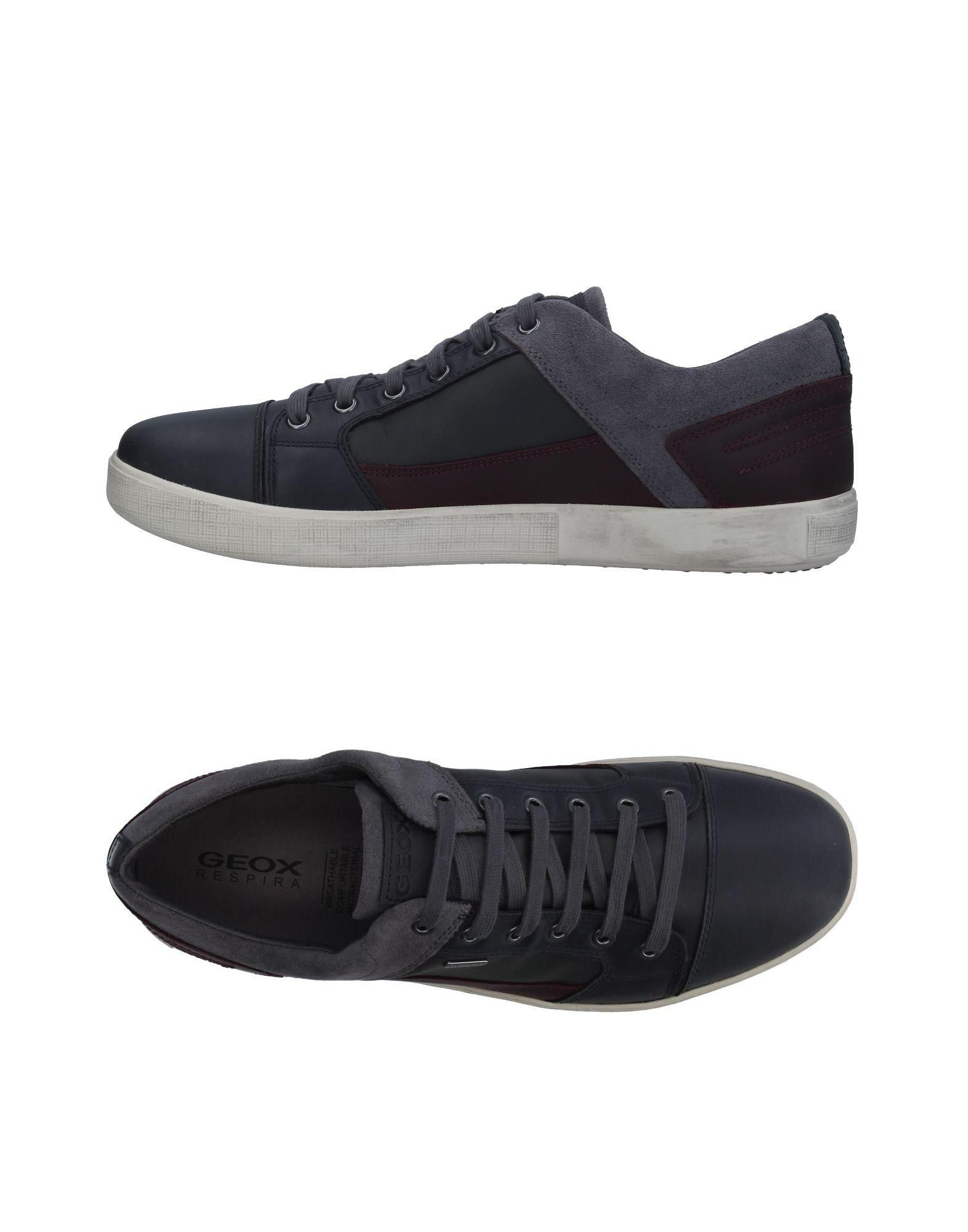 Rabatt echte Schuhe Geox Sneakers Herren  11322471BD