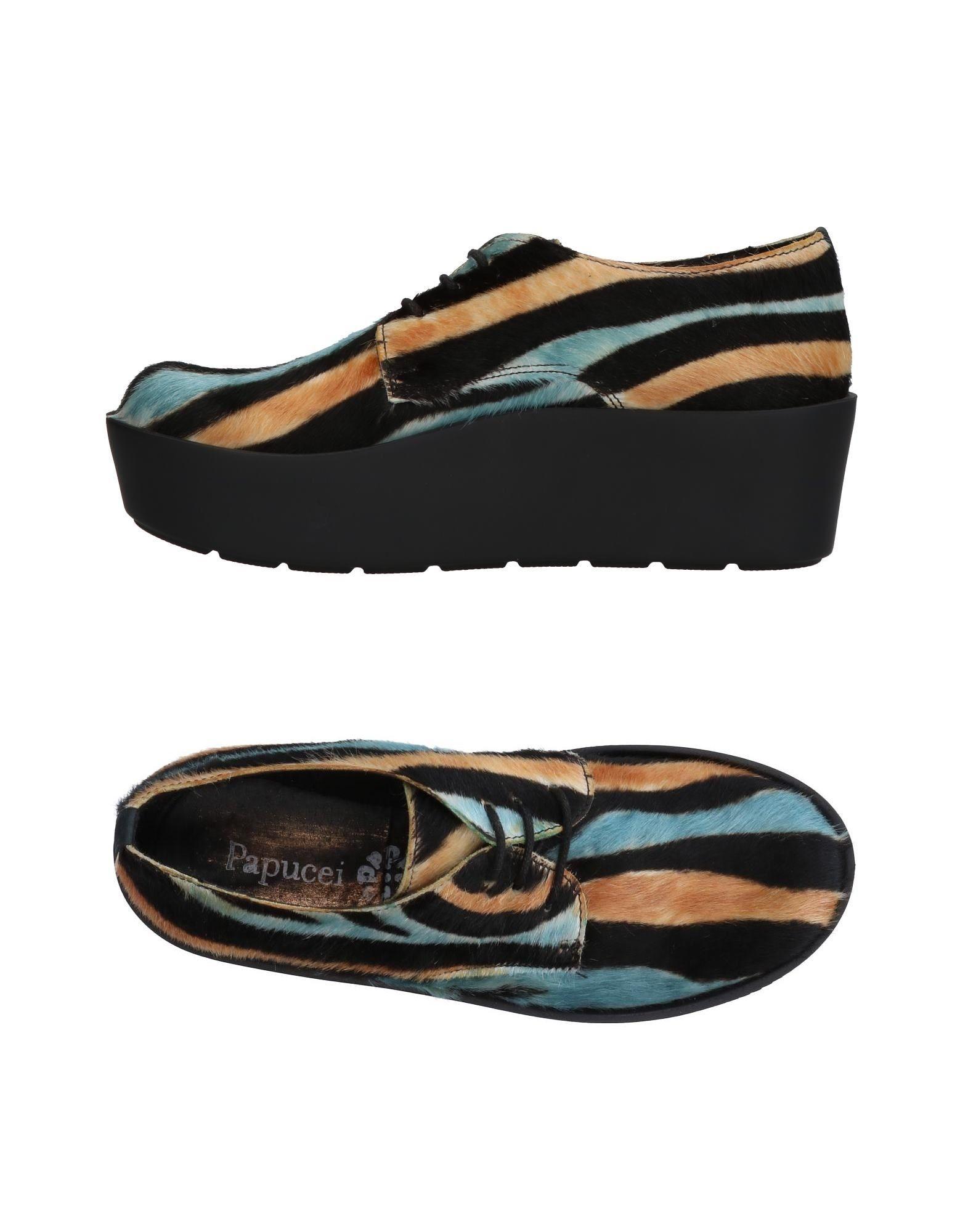 Papucei Schnürschuhe Damen  11322562XX Gute Qualität beliebte Schuhe
