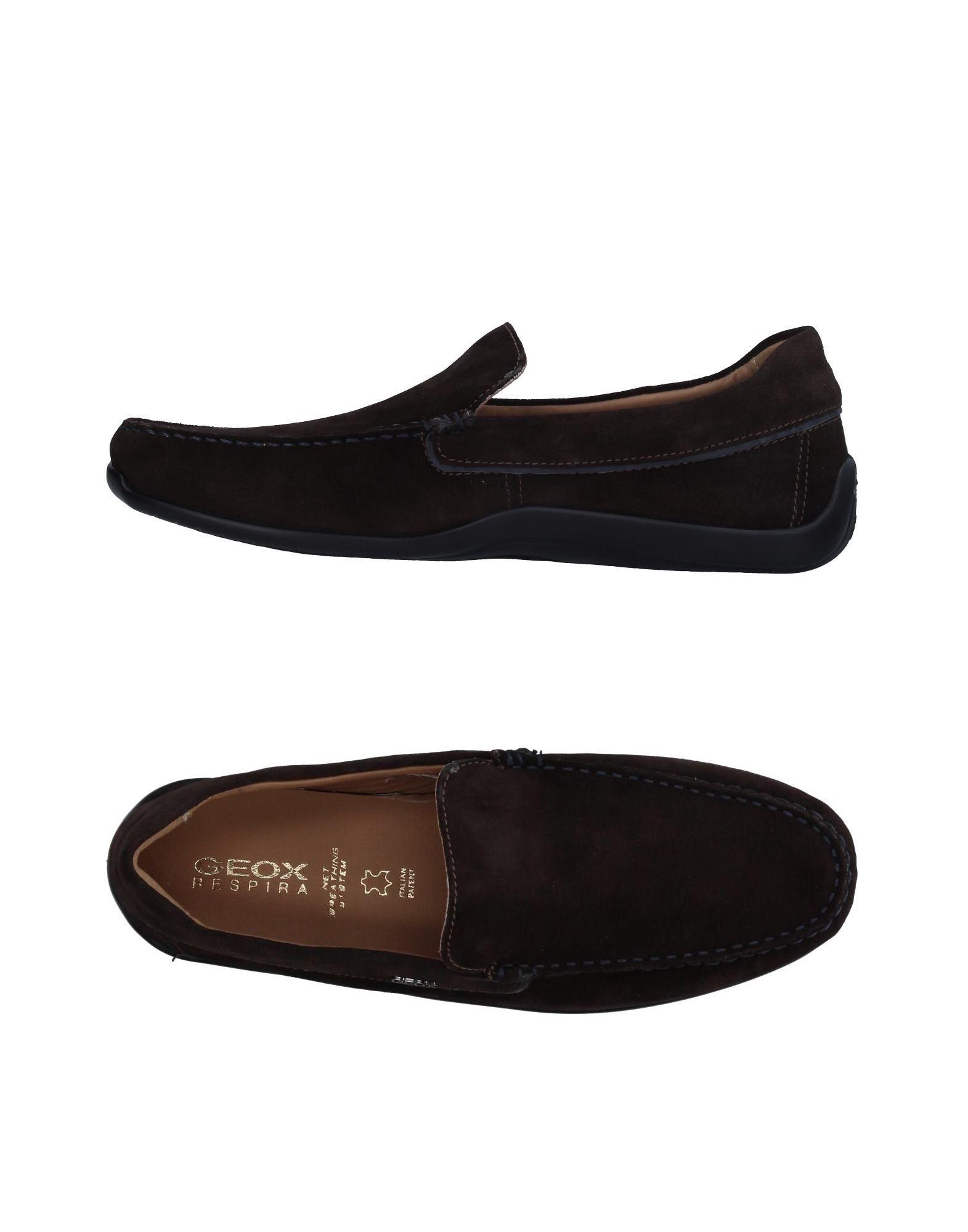 Rabatt echte Schuhe Geox Mokassins Herren  11322674UE