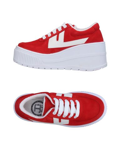 JC PLAY BY JEFFREY CAMPBELL Sneakers in Red