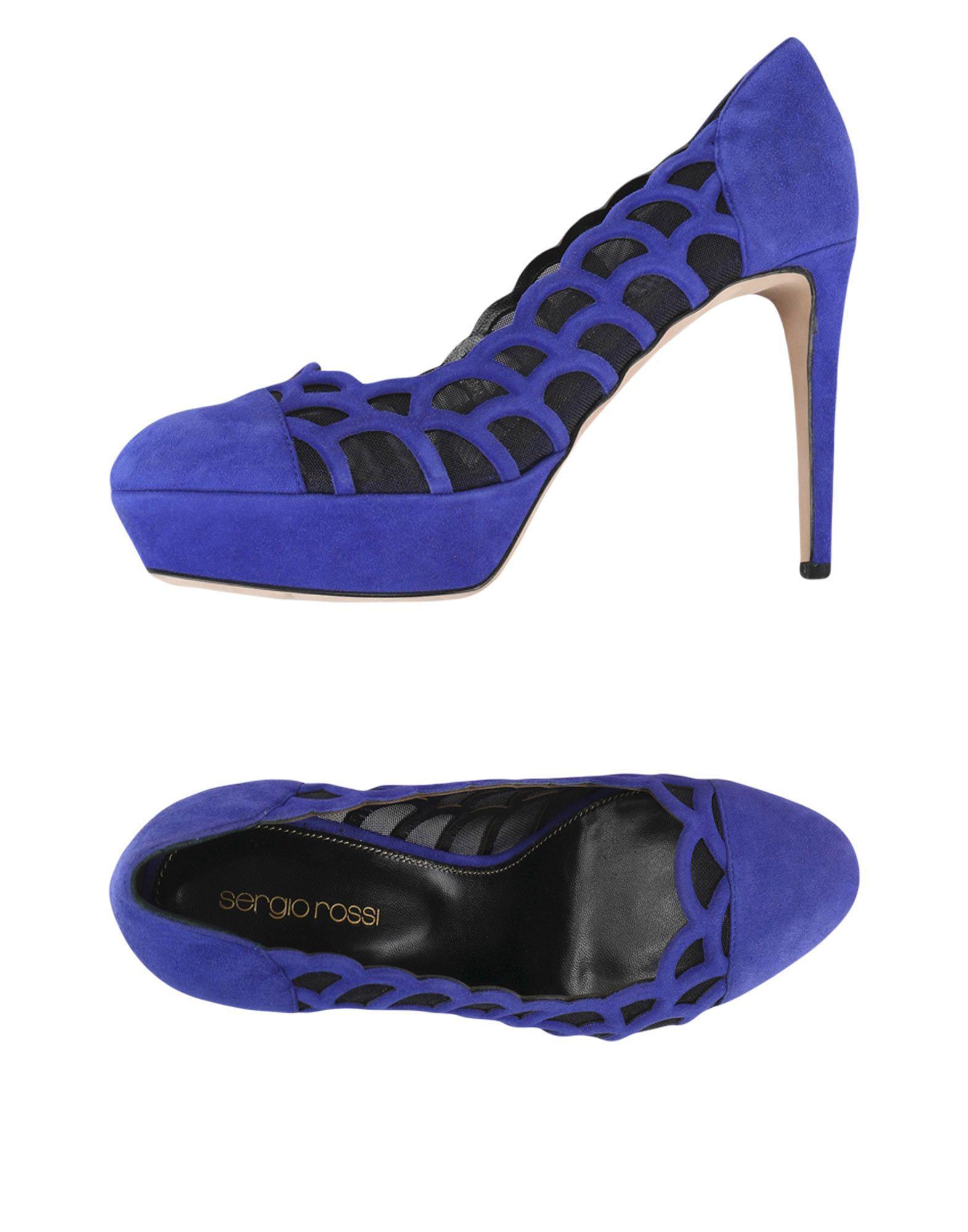 Sergio Rossi Pumps Damen  11323632EHGünstige gut aussehende Schuhe