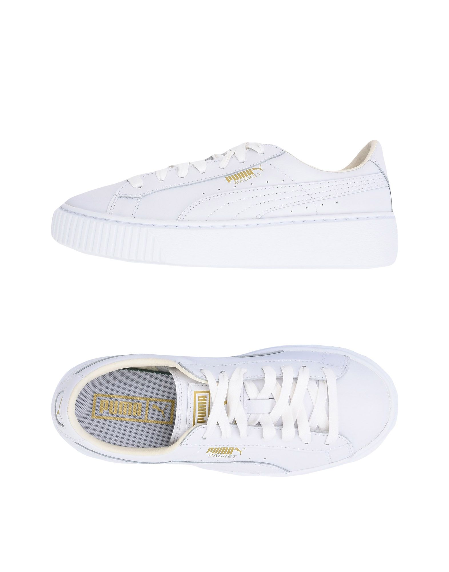 Sneakers Puma Basket Platform Core - Donna - Acquista online su