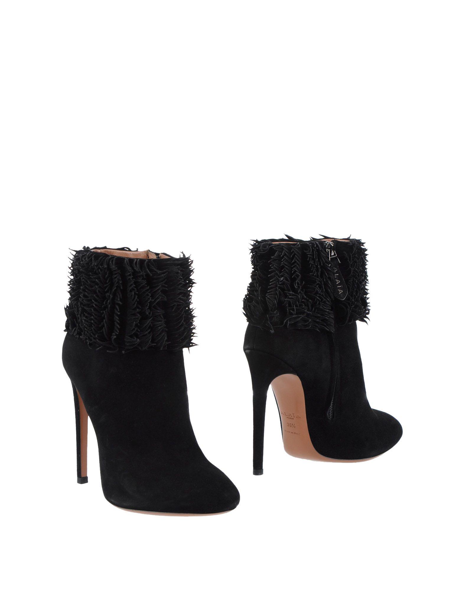 Alaïa gut Stiefelette Damen  11324147JVGünstige gut Alaïa aussehende Schuhe 959ceb