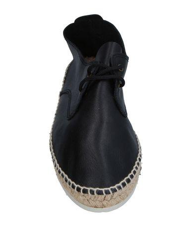 À Mae À Noir Mae Lacets Chaussures Chaussures aqUwIxTT