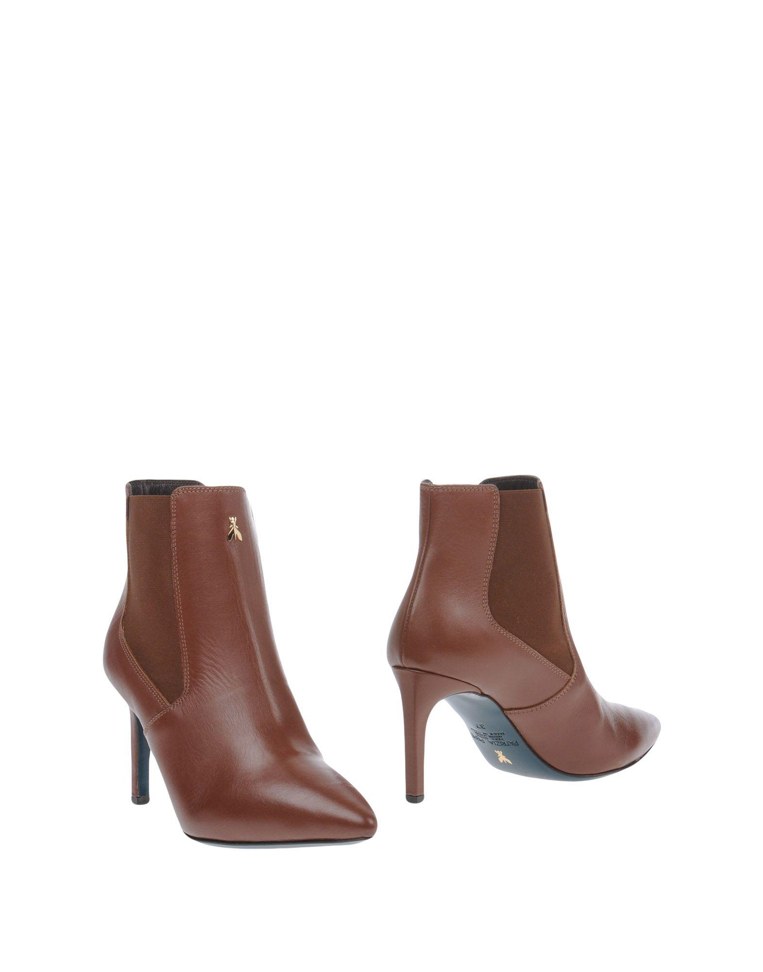 Patrizia Pepe Chelsea Boots Damen Neue  11324345WM Neue Damen Schuhe 143294