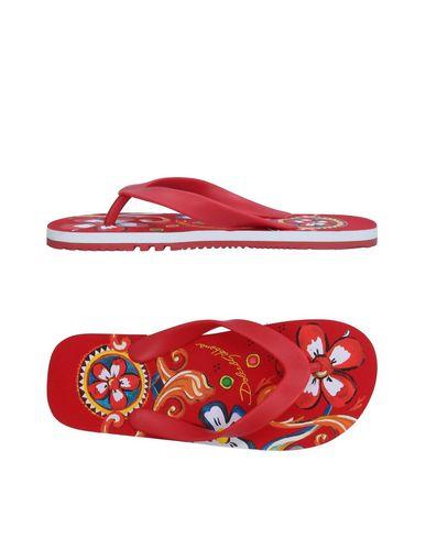 Dolce & Gabbana Flip Flops   Footwear U by Dolce & Gabbana
