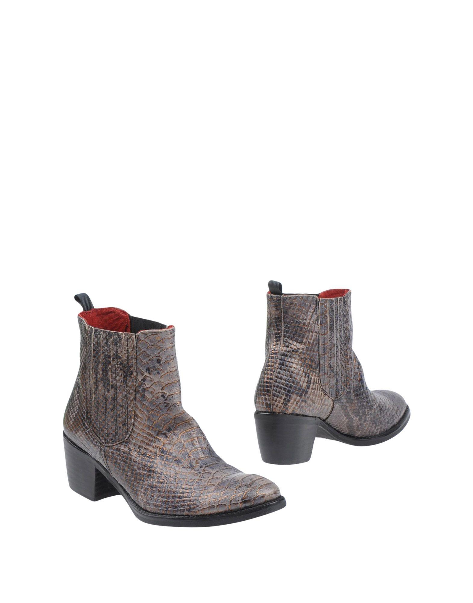 Bottine Vitelo Zapatos Femme - Bottines Vitelo Zapatos sur