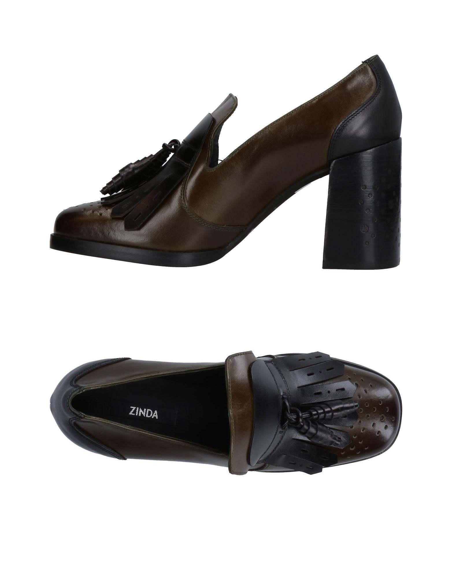 Stilvolle billige Schuhe Zinda Mokassins Damen  11324803NM