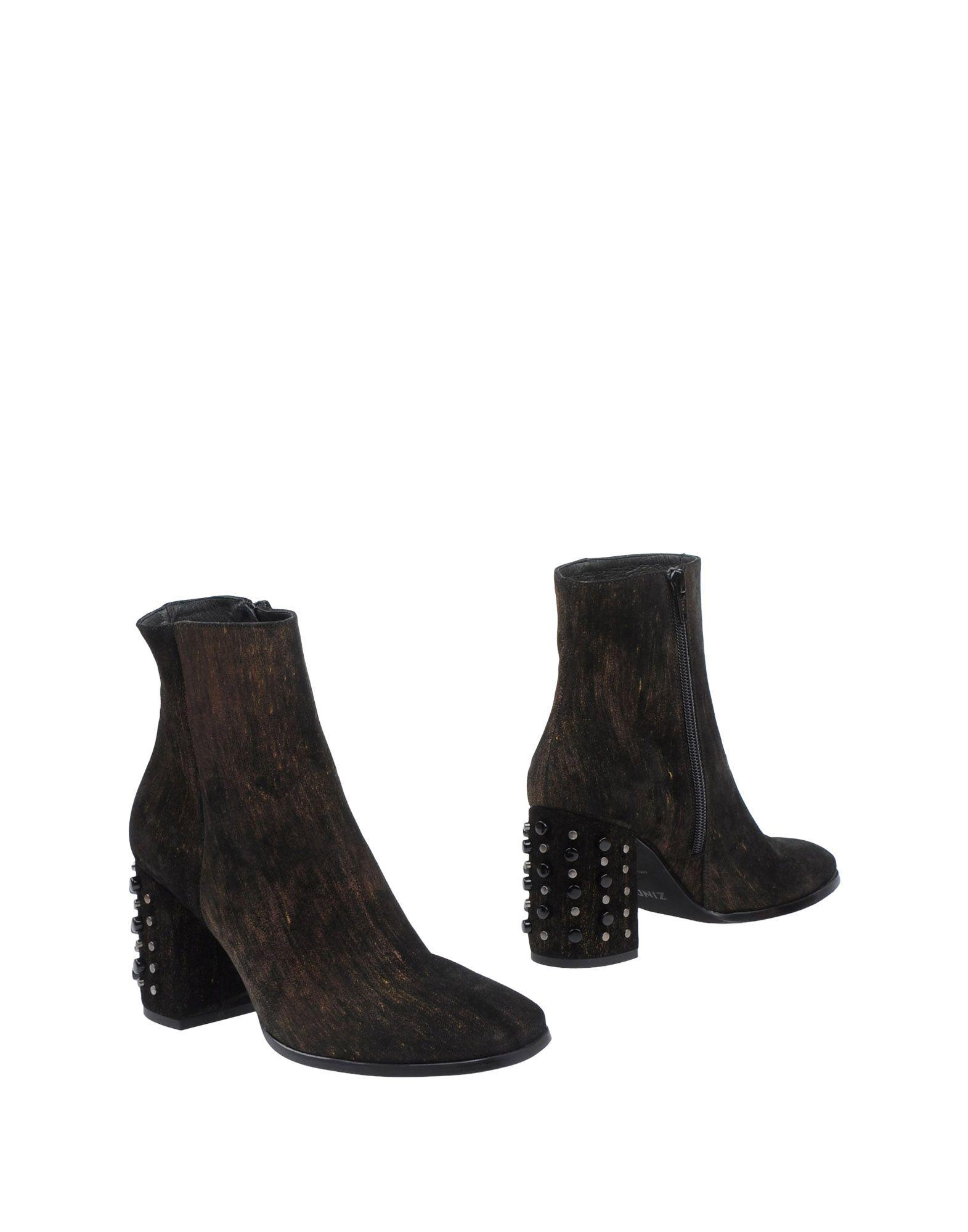 Zinda Stiefelette Damen  11324826VSGut aussehende strapazierfähige Schuhe