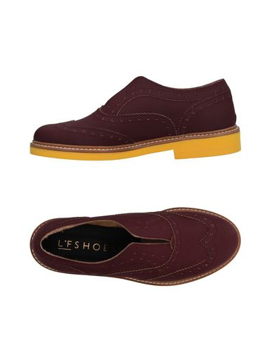 Zapatos casuales salvajes Mocasín L'f Shoes Mujer - Mocasines L'f - Shoes - L'f 11324836RC Burdeos 9e952b