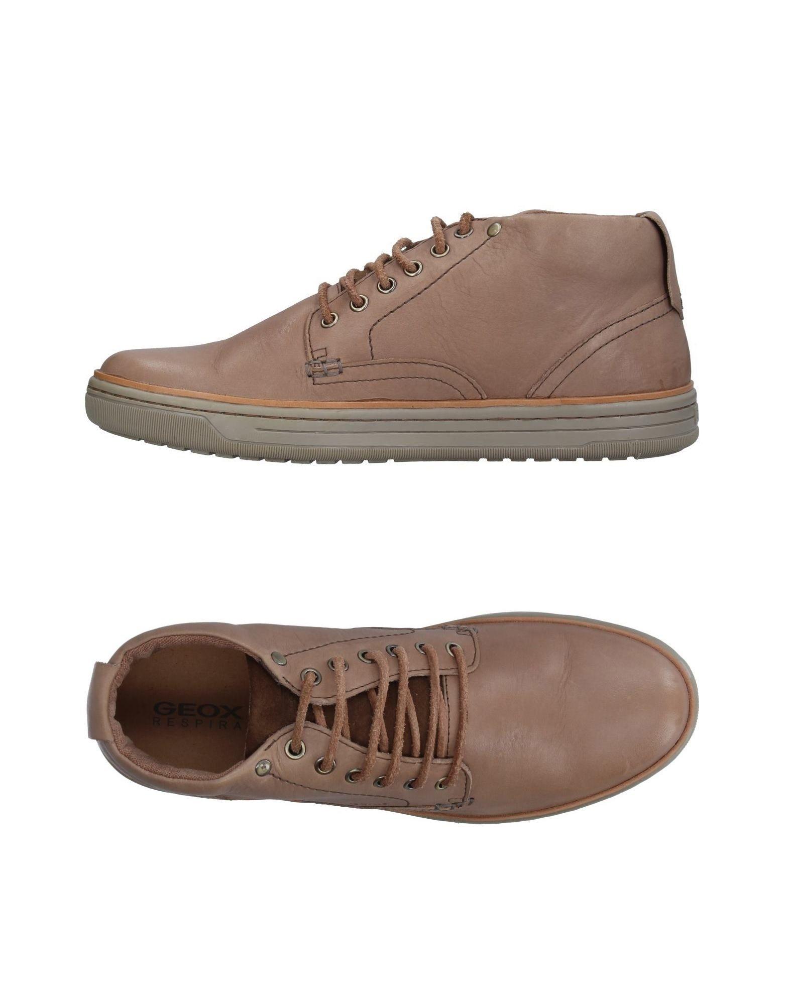 Rabatt echte Schuhe Geox Sneakers Herren  11324938IP