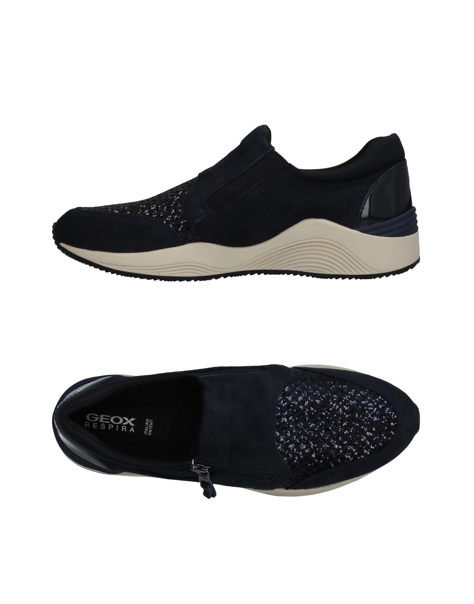 Zapatillas Geox Mujer - Zapatillas Zapatillas Zapatillas Geox  Negro 6aeaab