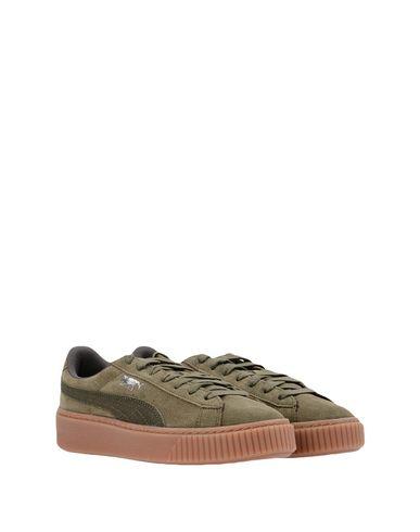 Militaire Puma Sneakers Vert Sneakers Puma znI4RIq7w