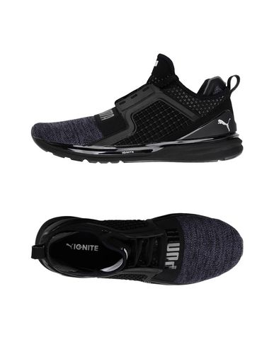 0810506327dabb Puma Ignite Limitless Knit - Sneakers - Men Puma Sneakers online on YOOX  Hong Kong - 11325103