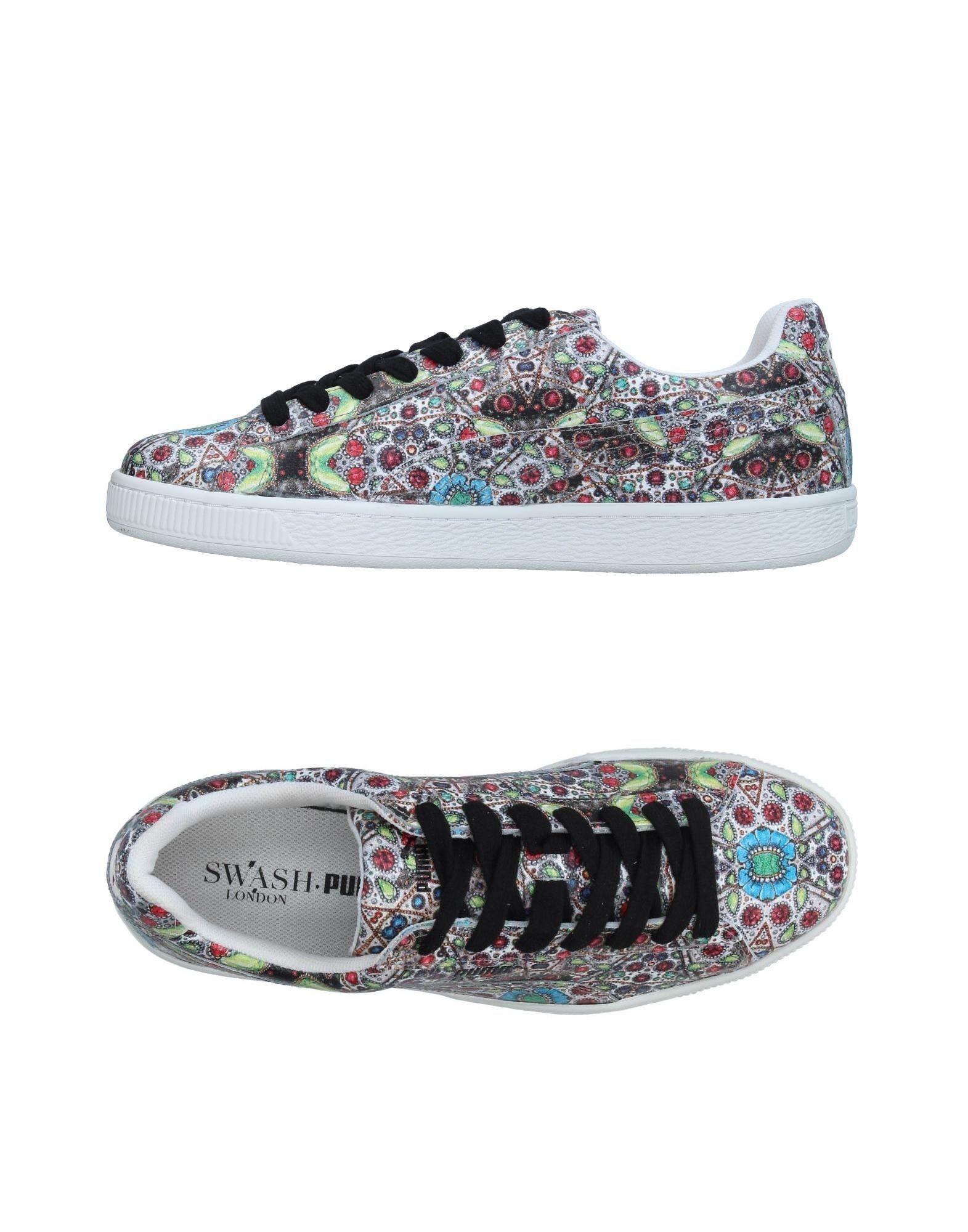 Rabatt echte Schuhe Swash London X Puma Sneakers Herren  11325443EK