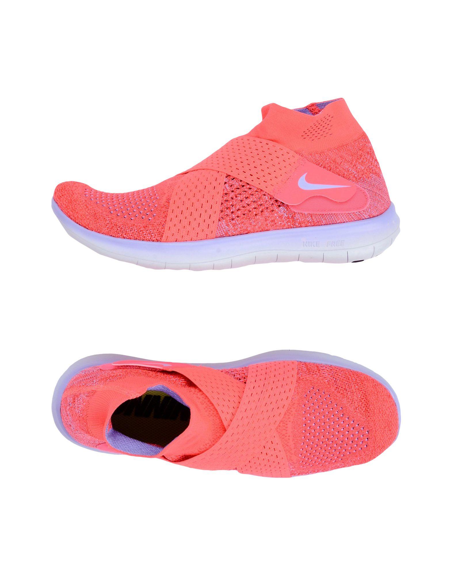 Sneakers Nike  Free Run Motion Flyknit 2017 - Femme - Sneakers Nike sur