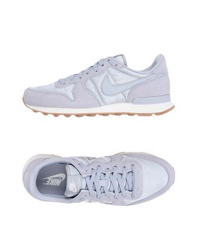 Moda barata y Internationalist hermosa Zapatillas Nike  Internationalist y - Mujer - Zapatillas Nike Azul celeste 519351
