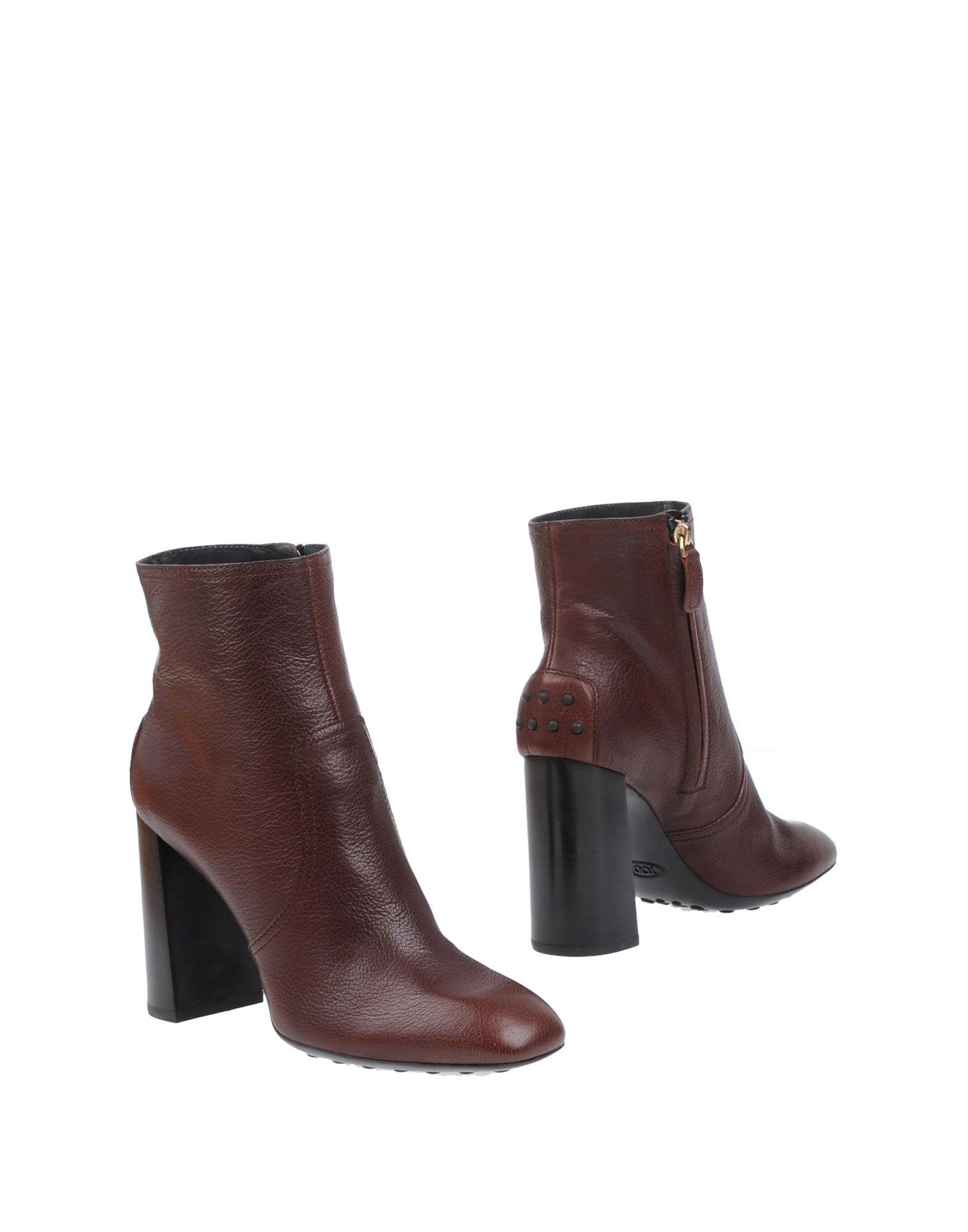 Tod's gut Stiefelette Damen  11325631GGGünstige gut Tod's aussehende Schuhe 6cb172