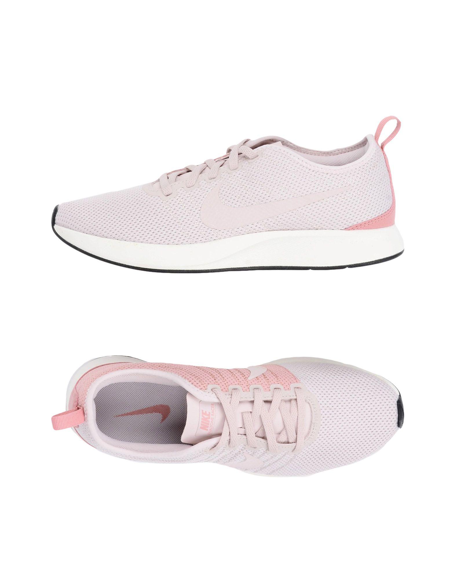 Tiempo limitado especial Zapatillas Nike -    Dualtone Racer - Nike Mujer - Zapatillas Nike  Rosa claro e587e3