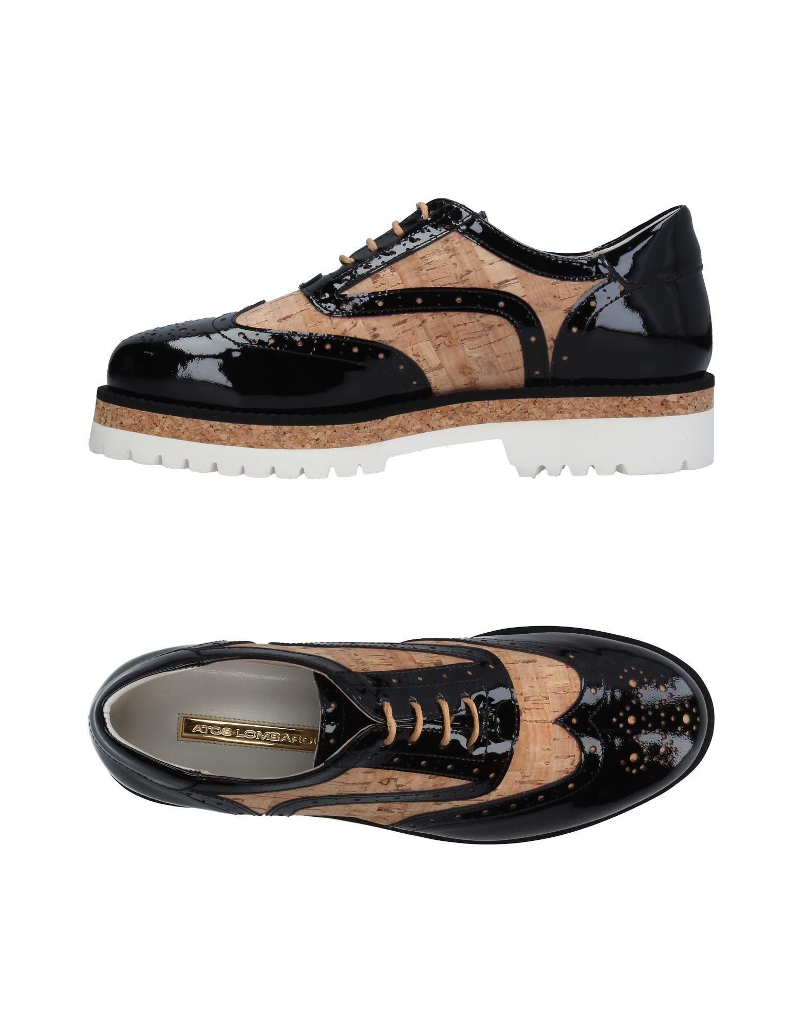 Atos Lombardini Schnürschuhe Damen  11326020NM Gute Qualität beliebte Schuhe