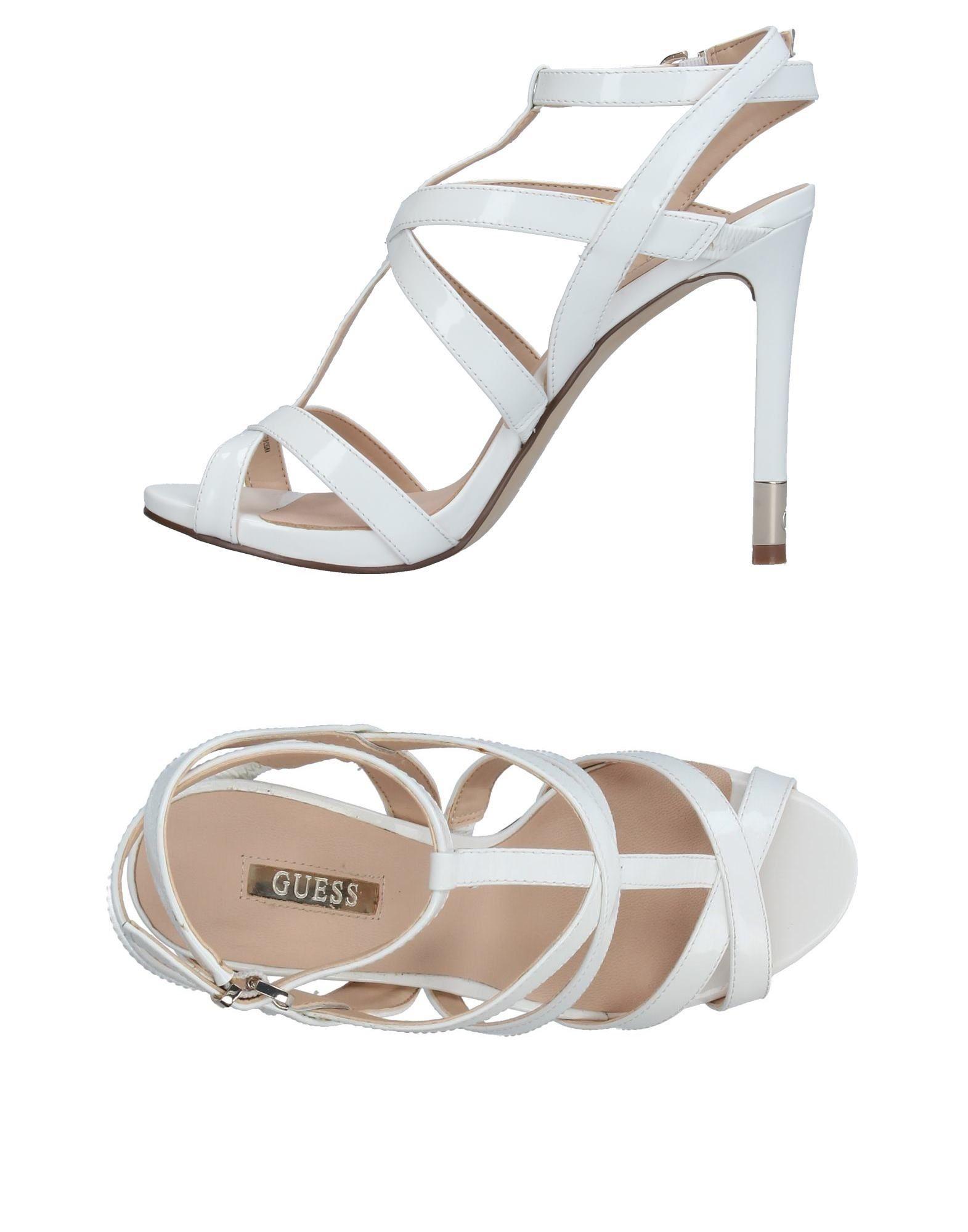 Haltbare Mode billige Schuhe Guess Sandalen Damen  11326178EM Heiße Schuhe