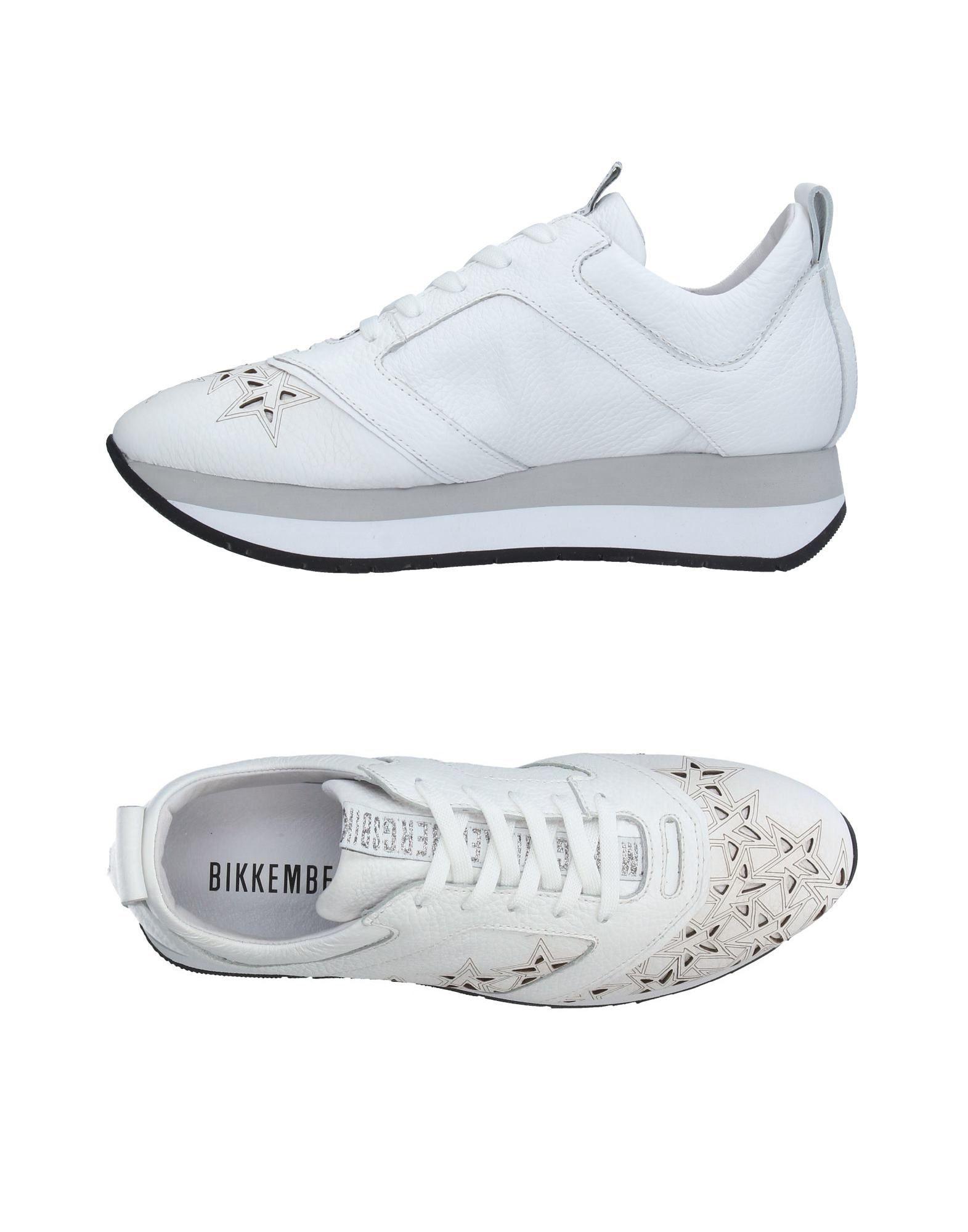 Zapatillas Bikkembergs Bikkembergs Zapatillas Mujer - Zapatillas Bikkembergs  Blanco fabe50
