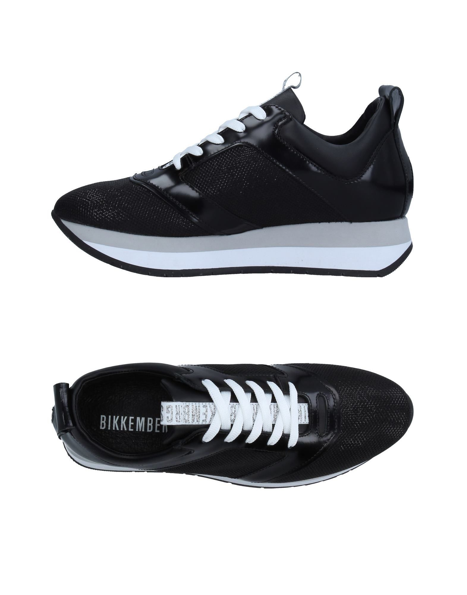 Zapatillas Bikkembergs Mujer - Zapatillas Bikkembergs  Negro Negro  b5a1a5
