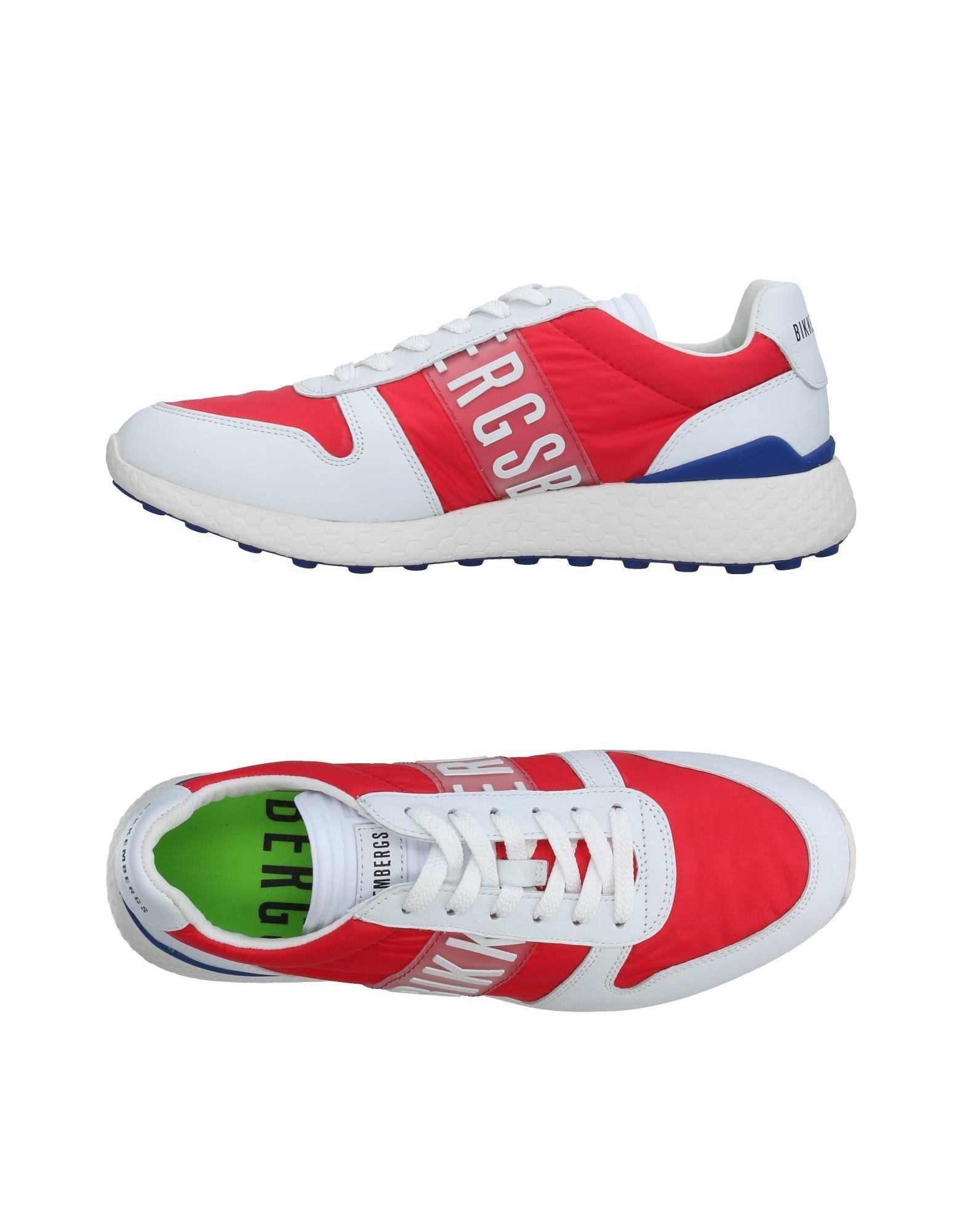 Rabatt echte Schuhe Bikkembergs Sneakers Herren  11326214WV