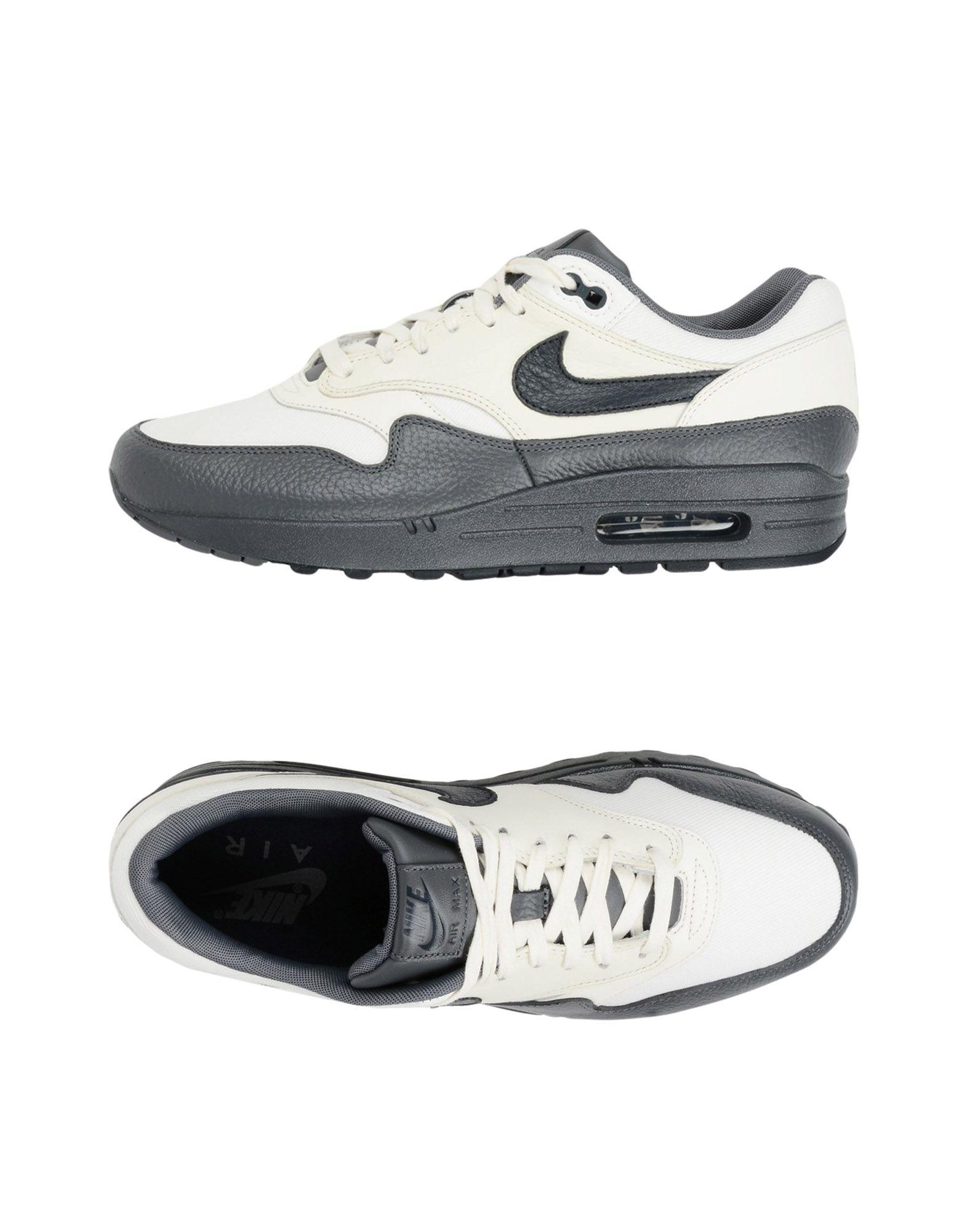 Sneakers Nike  Air Max 1 Premium - Homme - Sneakers Nike  Blanc Réduction de prix saisonnier, remise
