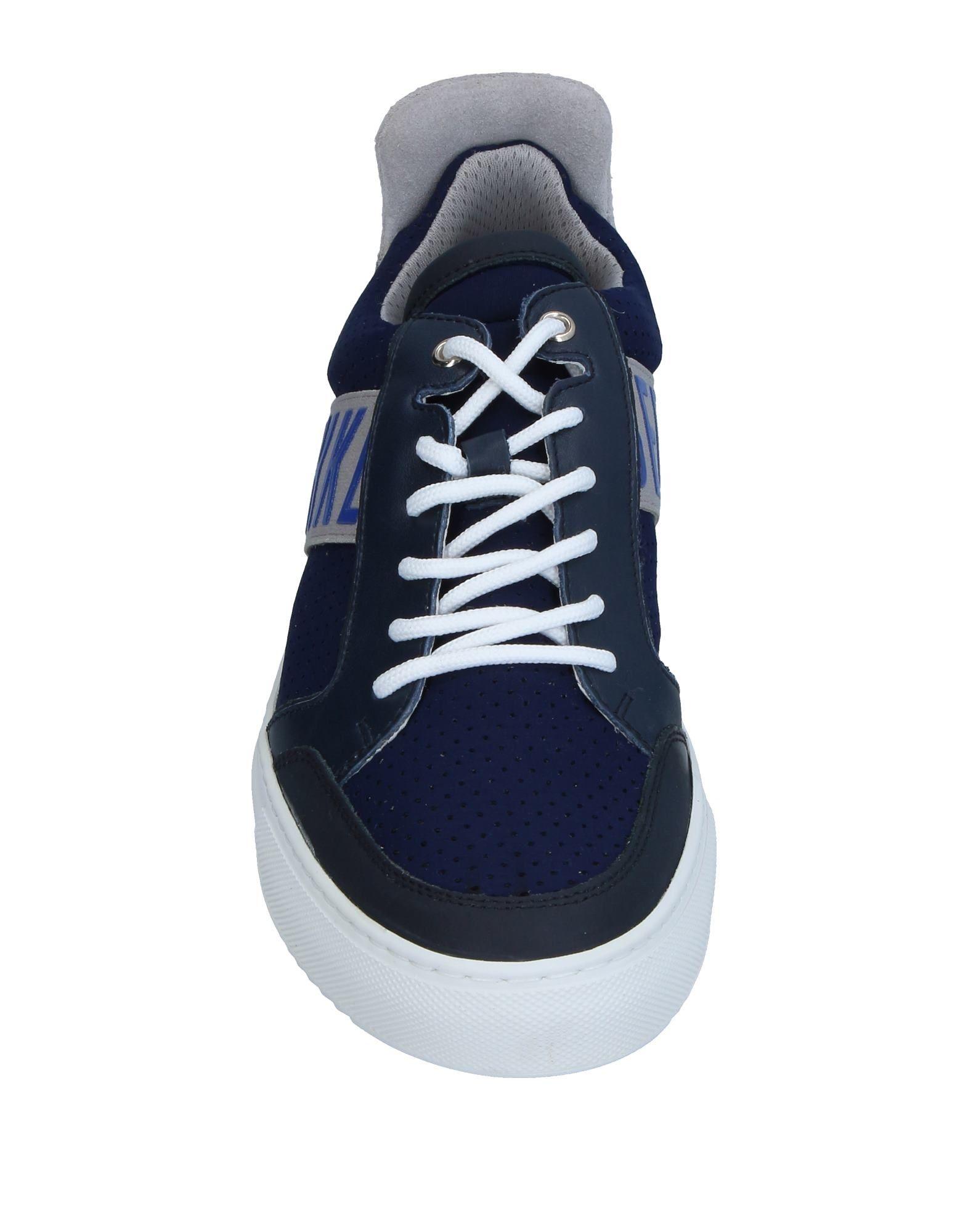 Rabatt echte Schuhe Bikkembergs Sneakers Herren  11326264HA