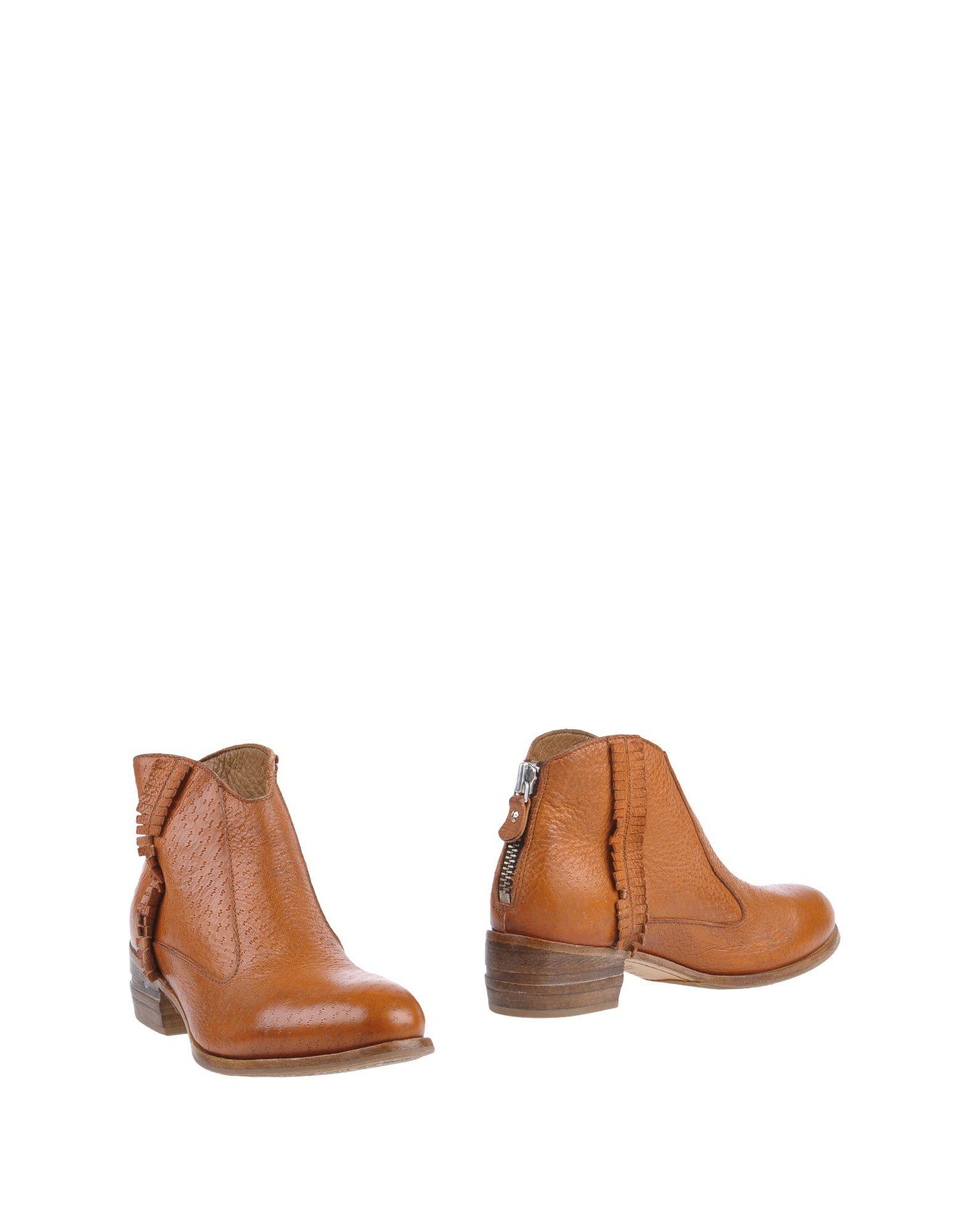 Stilvolle billige Schuhe Moma Stiefelette Damen  11326281FB