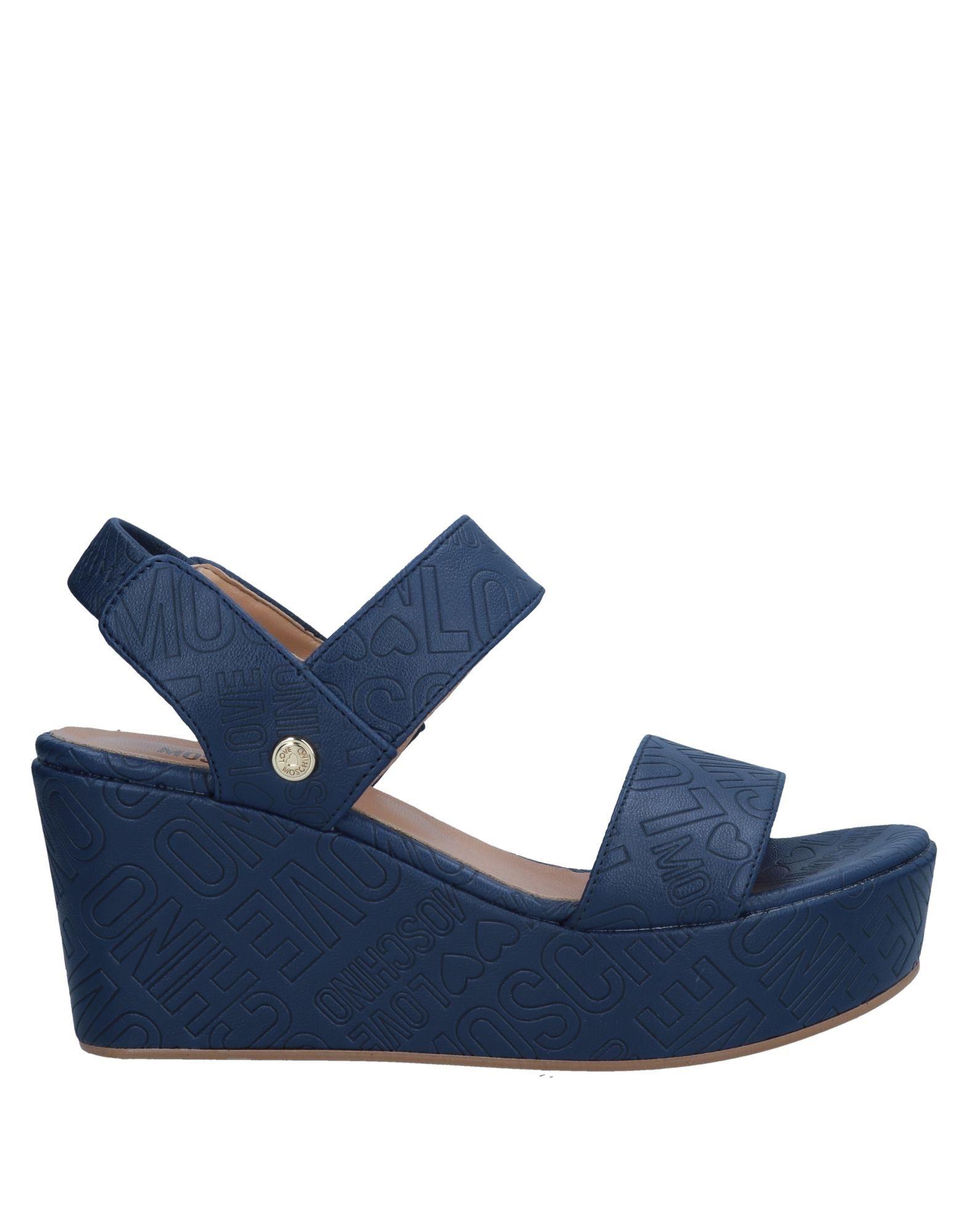 Love Moschino Moschino Sandals - Women Love Moschino Moschino Sandals online on  United Kingdom - 11326333RK 8dacd1