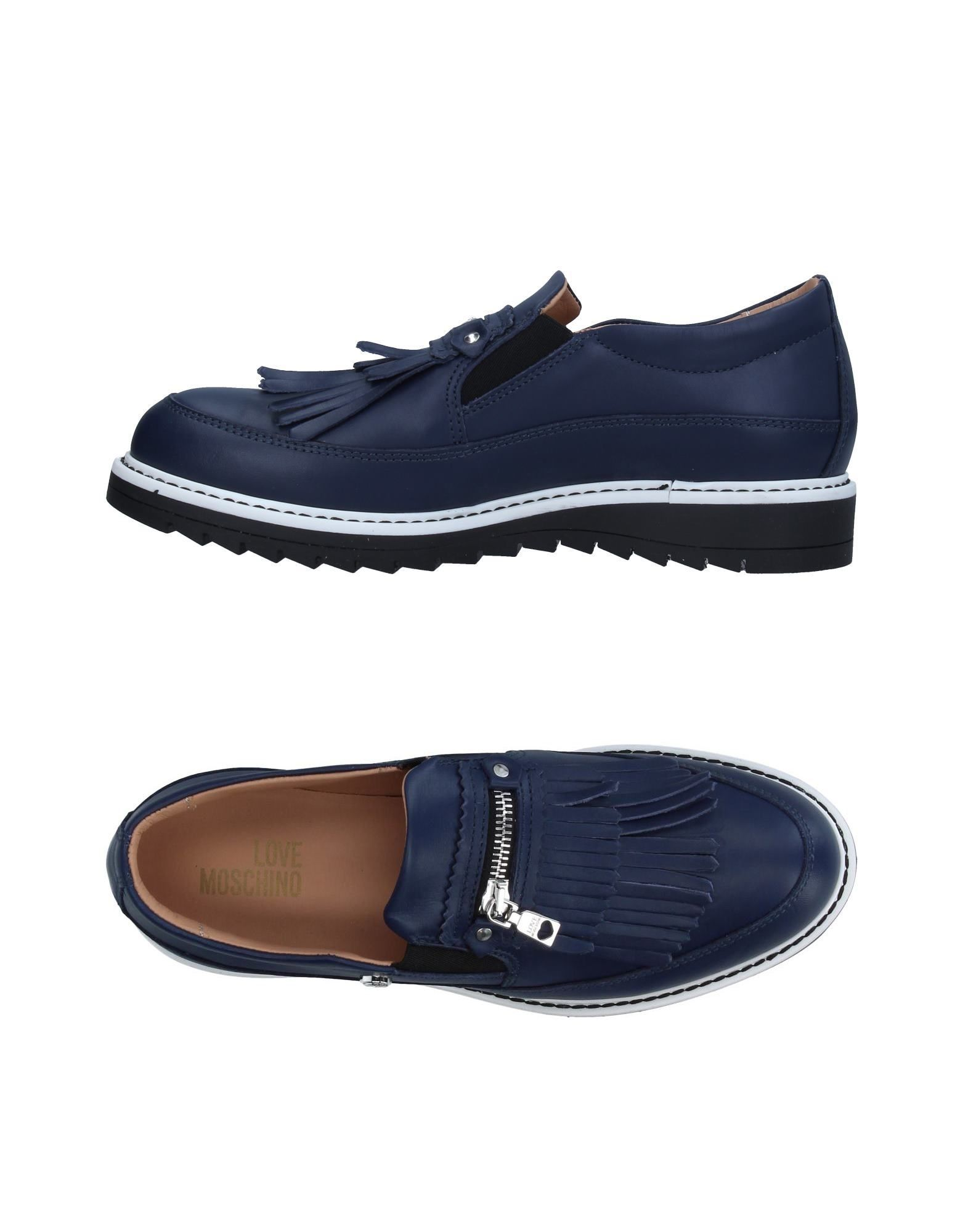 Love Moschino Loafers - Women Love Moschino Loafers online 11326341UV on  Canada - 11326341UV online a2e69e