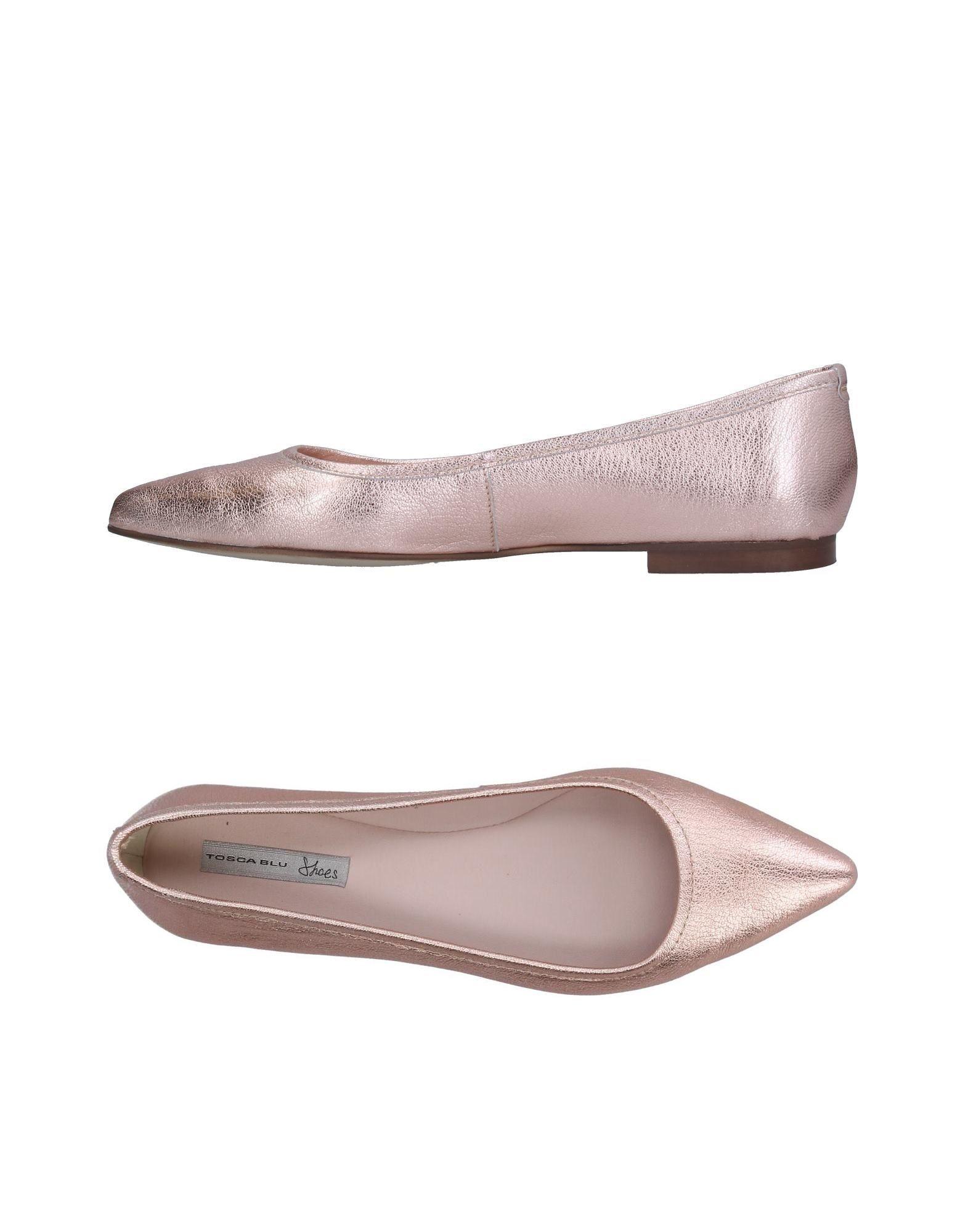 Ballerine Blu Tosca Blu Ballerine Shoes Donna - 11326355JI daeef6