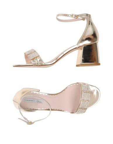 Chaussures Sandales Blu Tosca epQav