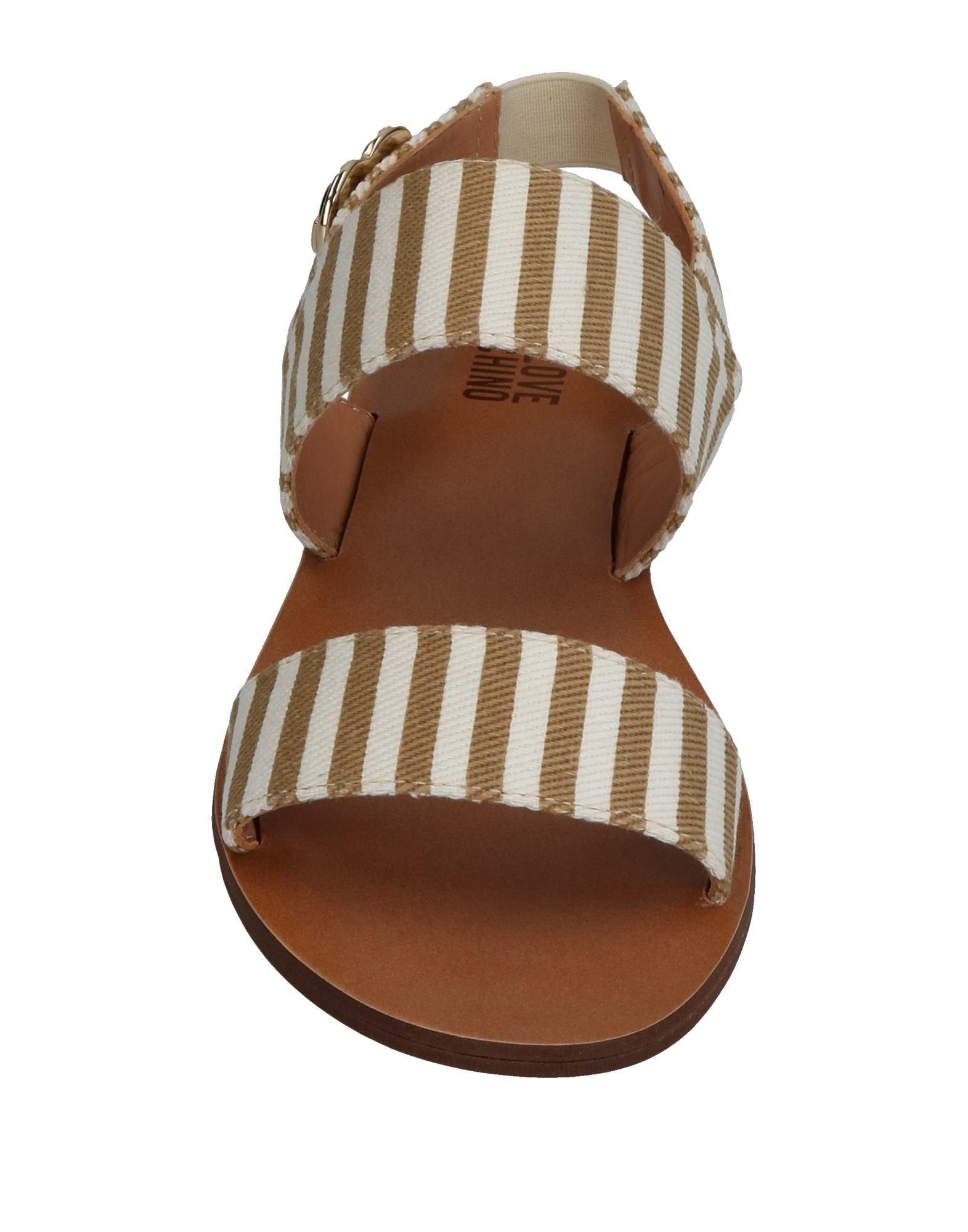 Love 11326390VW Moschino Sandalen Damen 11326390VW Love Gute Qualität beliebte Schuhe 718151
